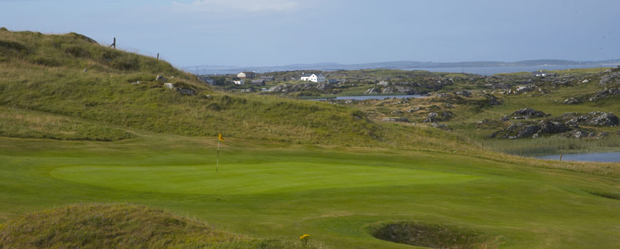 Championship Links A&B  at  Connemara Golf Links
