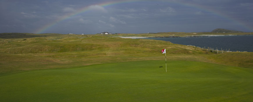 Championship Links A&C  at  Connemara Golf Links