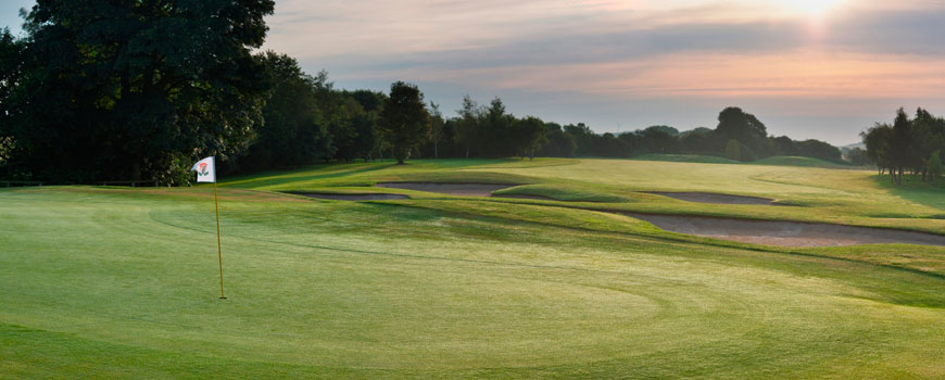 The Prince Bishops Course at Ramside Hall Hotel and Golf Club in Durham