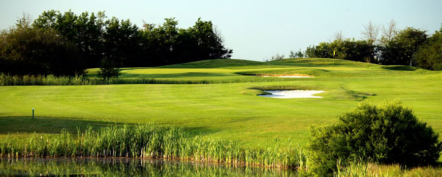 Lakes Course  at  The Wiltshire Hotel Golf and Country Club