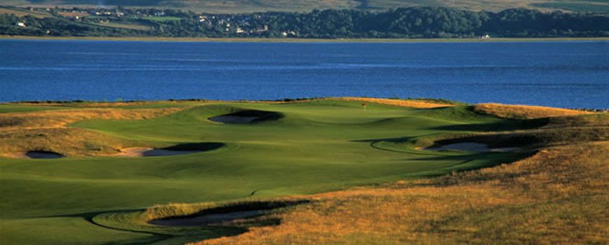 Course at Machynys Peninsula Golf and Premier Spa Image