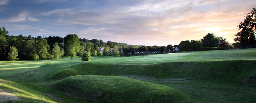 Lamberhurst Golf Club at Lamberhurst Golf Club in Kent