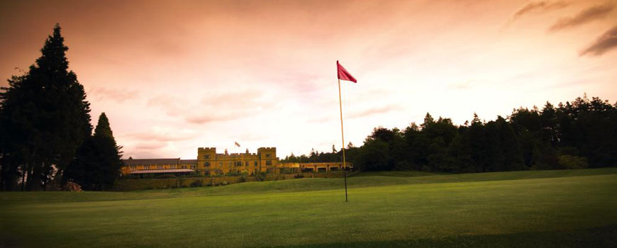 Preistman Course Course at Q Hotels Slaley Hall Image