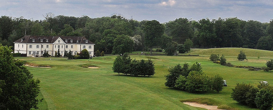 Lambourne Golf Club at Lambourne Golf Club in Buckinghamshire