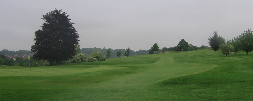 Andover Golf Club at Andover Golf Club in Hampshire