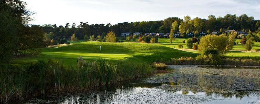 Woodside Course Course at Q Hotels Belton Woods Image