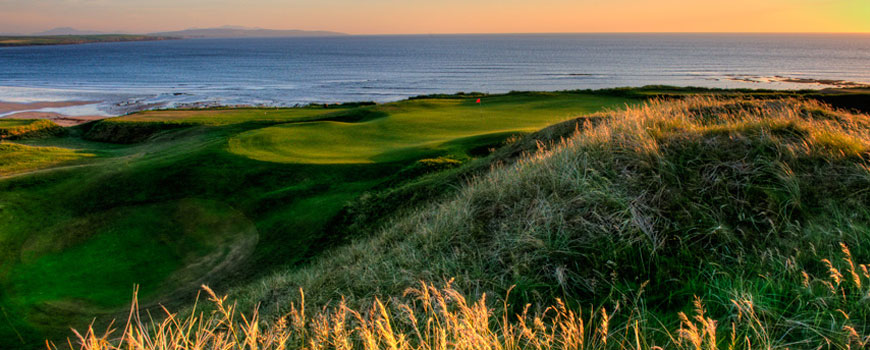 The Old Course at Ballybunion Golf Club