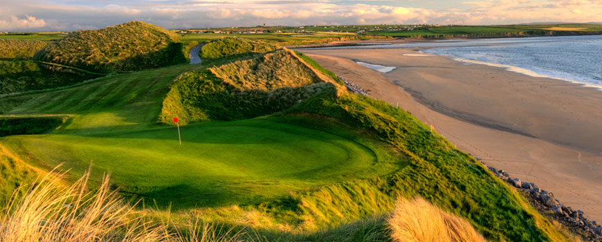 The Cashen Course at Ballybunion Golf Club