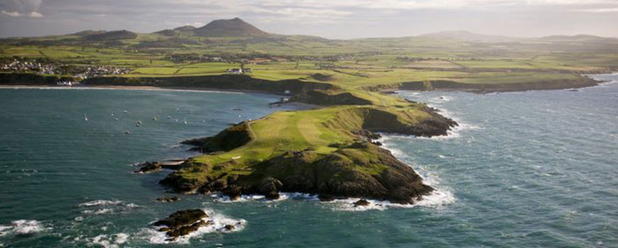 Nefyn and District Golf Club Golf Course Included In One Night Two Rounds at Royal St. Davids Golf Club