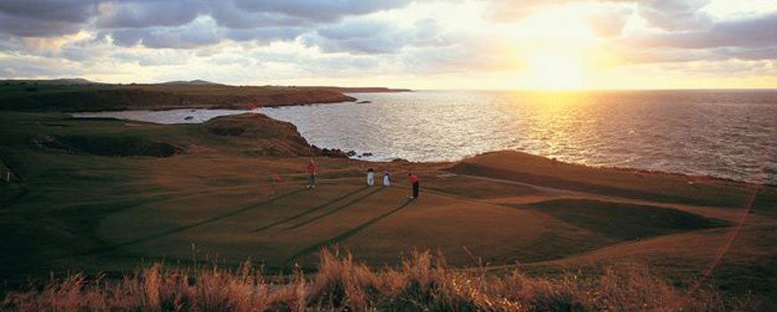 Old Course at Nefyn and District Golf Club