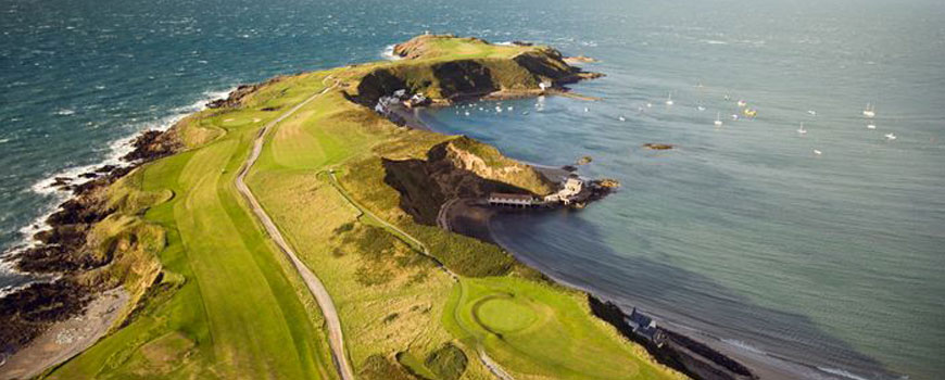 Old Course Course at Nefyn and District Golf Club Image