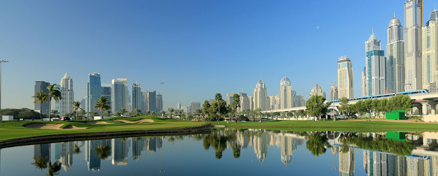 Faldo Course at Emirates Golf Club
