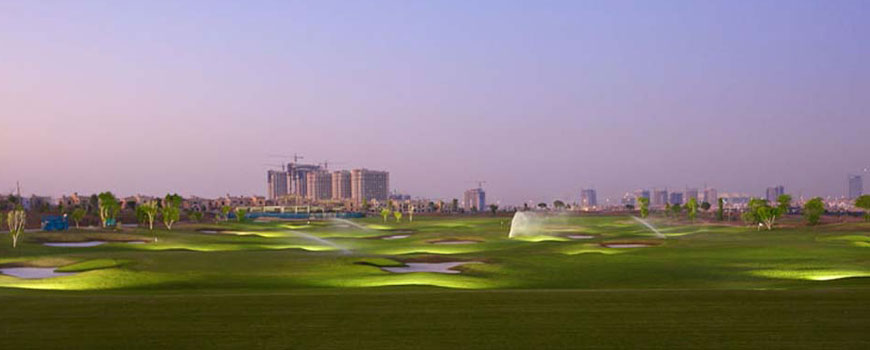Jumeirah Golf Estates