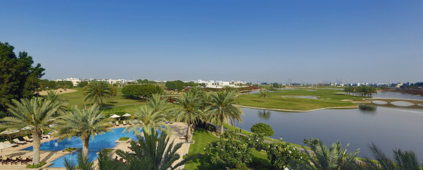 Championship Course Course at The Address Montgomerie Dubai Image