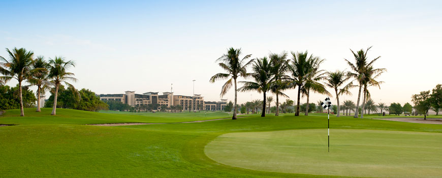 Championship Course Course at Abu Dhabi Golf Club Image