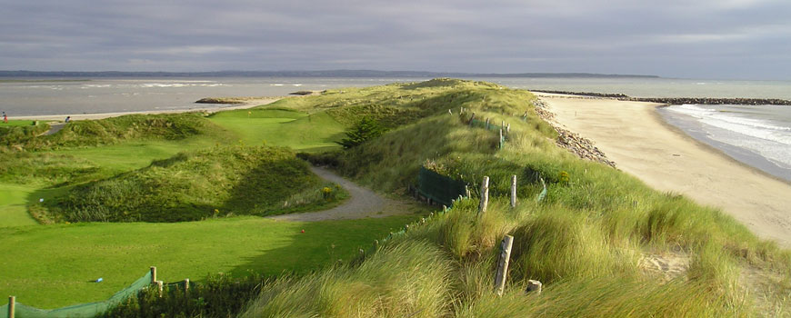 The Burrow Links  at  Rosslare Golf Club