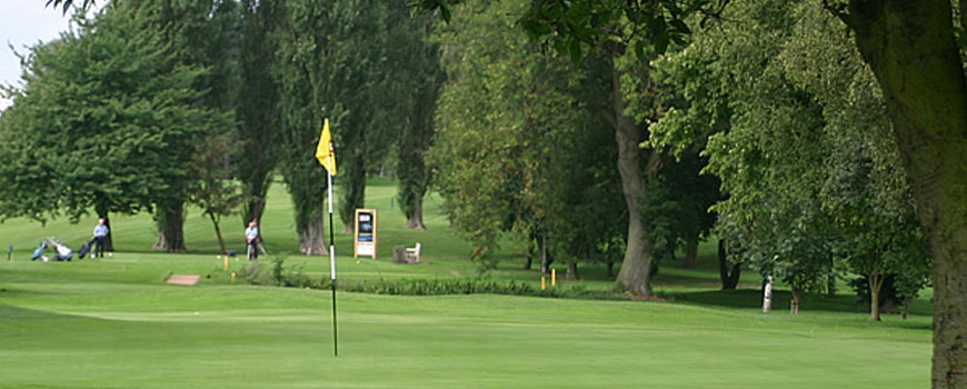 Birstall Golf Club at Birstall Golf Club in Leicestershire