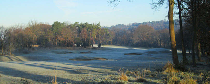 Course at Croham Hurst Golf Club Image
