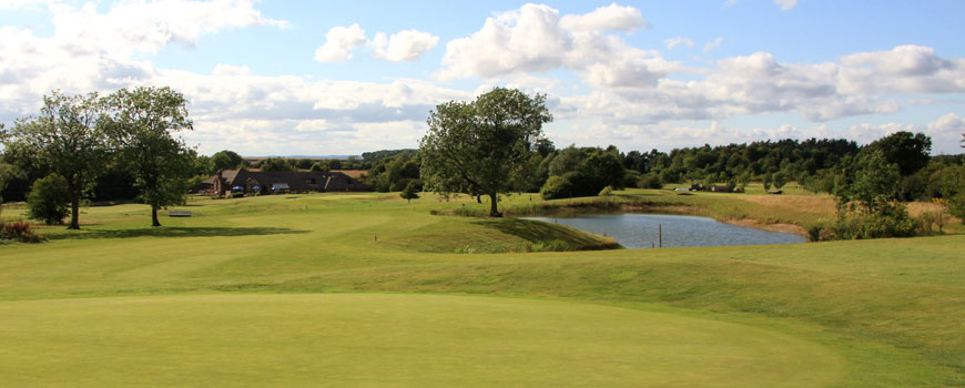 Dummer Golf Club at Dummer Golf Club in Hampshire