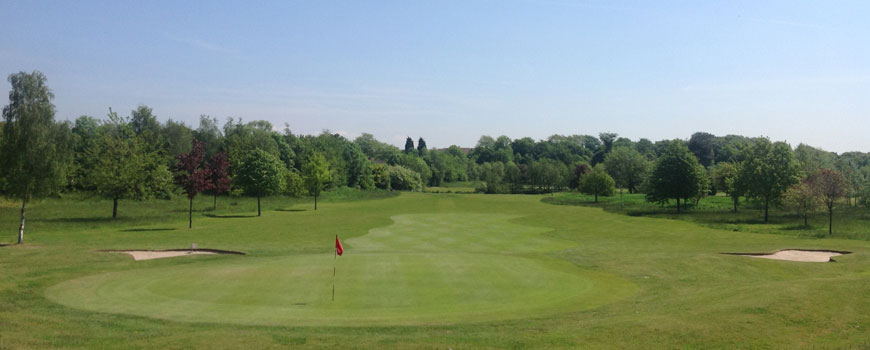 Eccleston Park Golf Club at Eccleston Park Golf Club in Merseyside