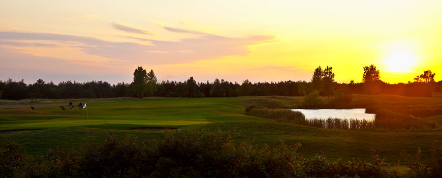 The Lakes Course at Crowne Plaza Five Lakes in Essex