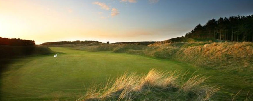 Formby Golf Club at Formby Golf Club in Merseyside