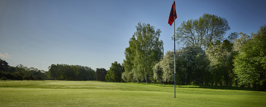 Red Course at Frilford Heath Golf Club