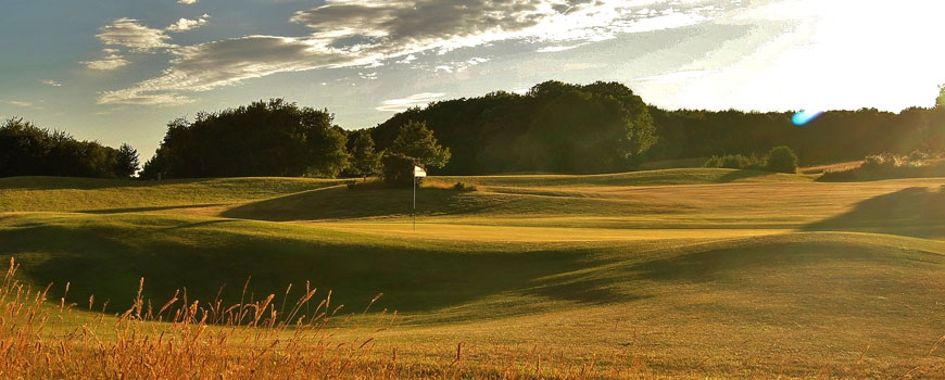 Kings Hill Golf Club at Kings Hill Golf Club in Kent