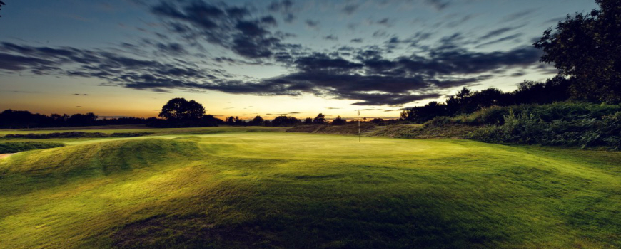 Piltdown Golf Club at Piltdown Golf Club in East Sussex