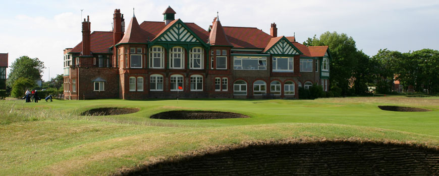 Course at Royal Lytham and St Annes Golf Club Image