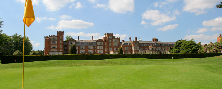 De Vere Selsdon Estate Golf Course Included In Two Nights Three Rounds at De Vere Selsdon Estate