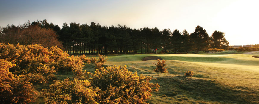 Southport and Ainsdale Golf Club at Southport and Ainsdale Golf Club in Merseyside