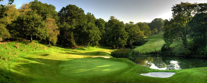Nicklaus Course  at St Mellion International Resort