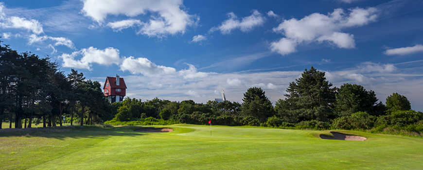 Thorpeness Golf Club & Hotel Golf Course Included In Winter Two Night Golf Break at Thorpeness Golf Club and Hotel