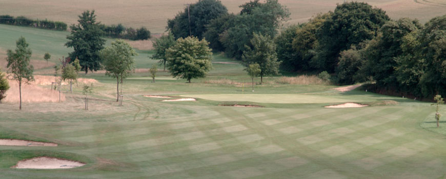 Whitehill Golf Club at Whitehill Golf Club in Hertfordshire