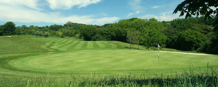 Wycombe Heights Golf Centre at Wycombe Heights Golf Centre in Buckinghamshire