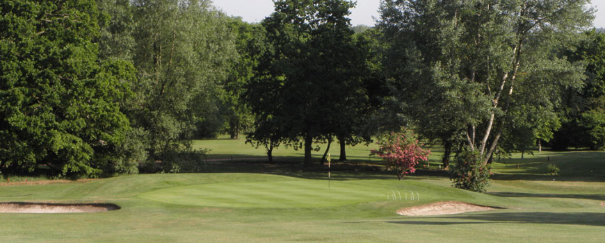 Abbotsley Course at Abbotsley Golf Hotel in Cambridgeshire