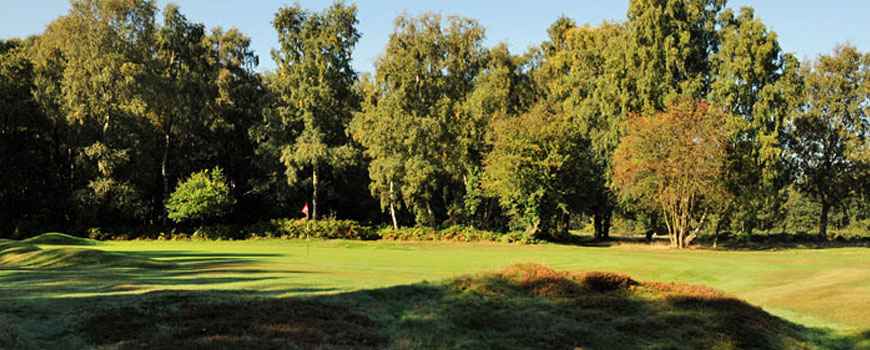 Berkhamsted Golf Club at Berkhamsted Golf Club in Hertfordshire
