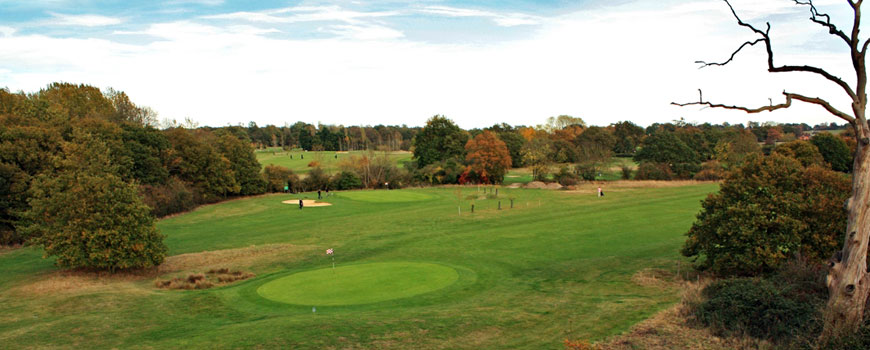 Billingbear Park Golf Club