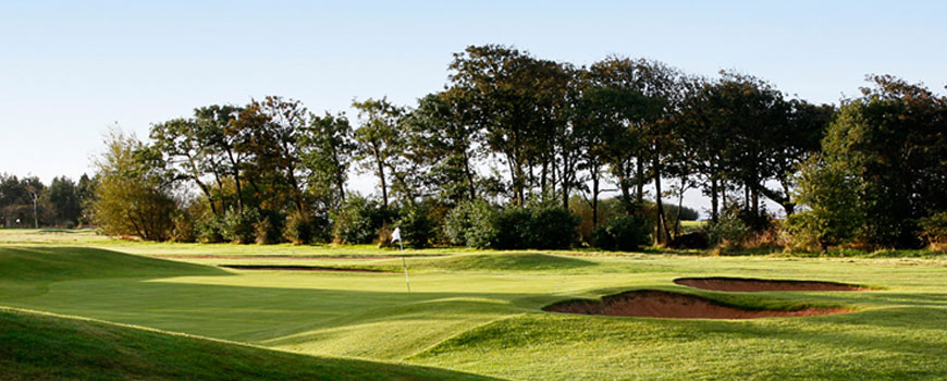 Caldy Golf Club at Caldy Golf Club in Merseyside