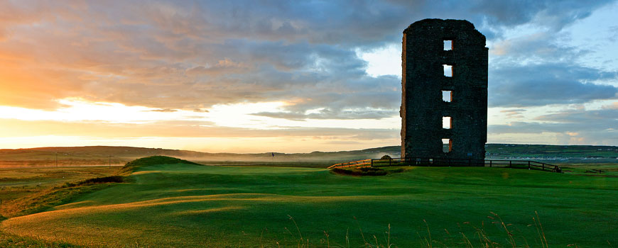 Castle Course at Lahinch Golf Club