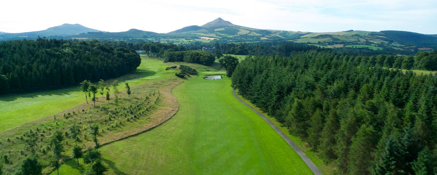 East Course  at  Powerscourt Golf Club