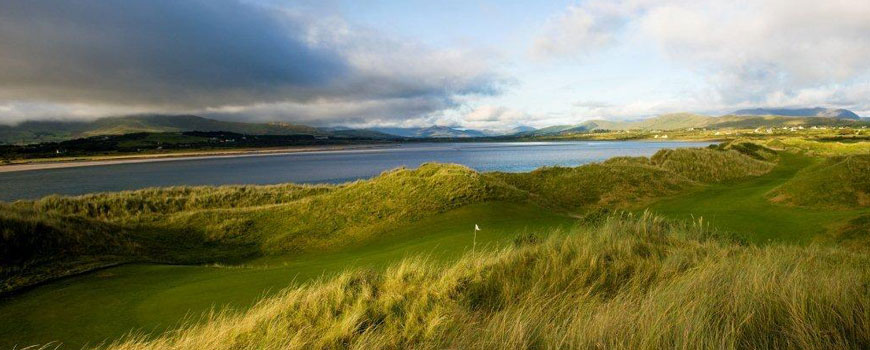 Waterville Golf Links Golf Course Included In Summer One Night Play and Stay at Waterville House