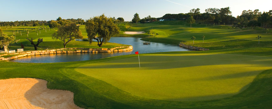 The Pines and The Corks Course at Pinheiros Altos Golf Spa and Hotels Image