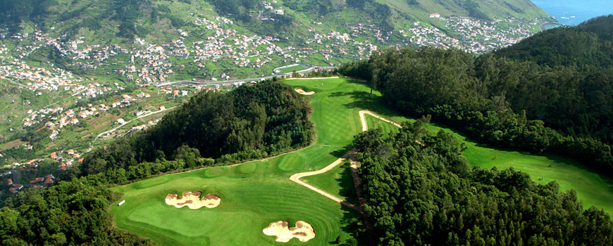 Machico & Serras  at  Santo da Serra Golf Club