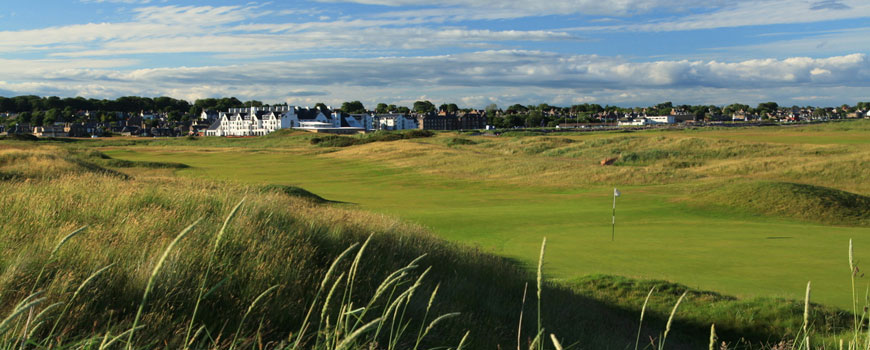 Championship Course at Carnoustie Golf Links