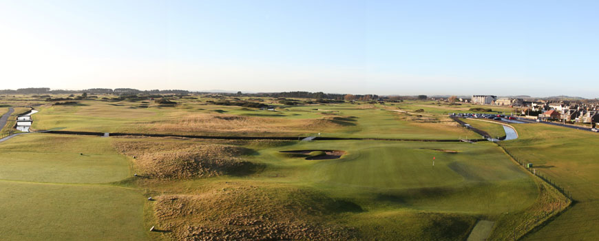 Championship Course Course at Carnoustie Golf Links Image