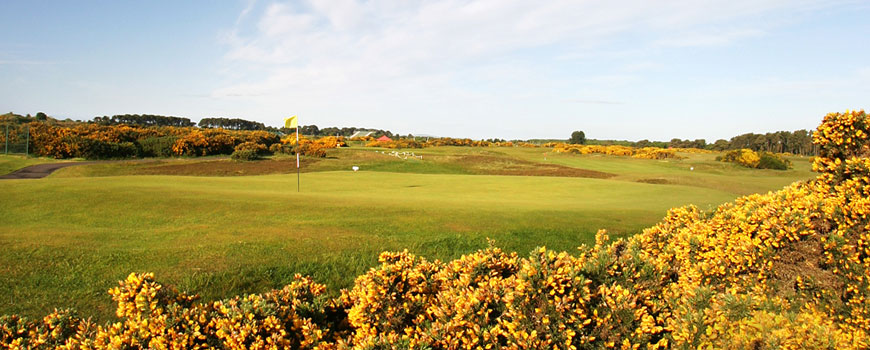 Burnside Course Course at Carnoustie Golf Links Image
