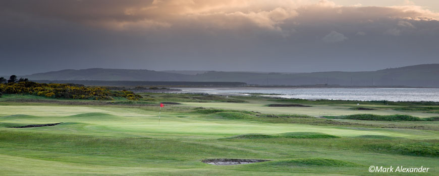 Nairn Golf Club Golf Course Included In Nairn and Castle Stuart Package at Castle Stuart Golf Links Farmhouse and Cottage