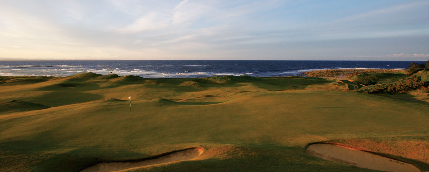 Kingsbarns Golf Links Golf Course Included In Kingsbarns Golf Break at Gleneagles